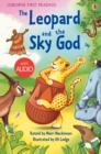 The Leopard and the Sky God : Usborne First Reading: Level Three - eBook