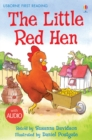 The Little Red Hen : Usborne First Reading: Level Three - eBook