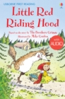 Little Red Riding Hood : Usborne First Reading: Level Four - eBook