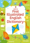 First Illustrated English Dictionary - Book