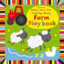 Baby's Very First Touchy-Feely Farm Playbook - Book