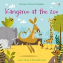 Kangaroo at the Zoo - Book