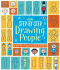 Step-by-step Drawing People - Book