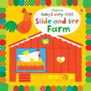 Baby's Very First Slide and See Farm - Book