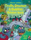 Trolls, Gnomes & Goblins Sticker Book - Book