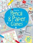 Pencil & Paper Games - Book