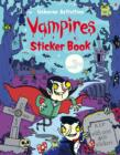 Vampires Sticker Book - Book