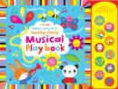 Baby's Very First Touchy-Feely Musical Playbook - Book
