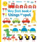 Very First Book of Things to Spot - Book
