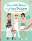 Sticker Dolly Dressing Fashion Designer Paris Collection - Book