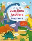 Lift-the-Flap Questions and Answers About Dinosaurs - Book
