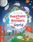 Lift The Flap Questions and Answers about our world - Book