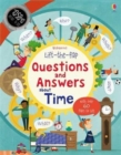 Lift-The-Flap Questions and Answers About Time - Book