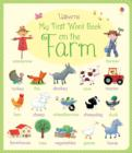 My First Word Book: On the Farm - Book