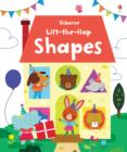 Lift the Flap Shapes - Book