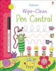 Wipe Clean Pen Control - Book