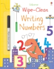Wipe-Clean Writing Numbers - Book