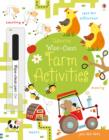 Wipe-Clean Farm Activities - Book