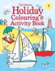 Holiday Colouring and Activity Book - Book