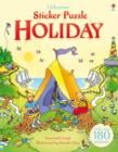 Sticker Puzzle Holiday - Book