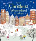 Christmas Wonderland to Colour - Book