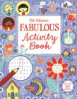The Usborne Fabulous Activity Book - Book
