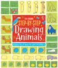Step-by-Step Drawing Animals - Book