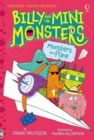 Billy and the Mini Monsters - Monsters On A Plane - Book