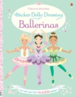 Sticker Dolly Dressing Ballerinas - Book