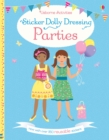 Sticker Dolly Dressing Parties - Book
