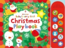 Baby's Very First Touchy-Feely Christmas Play book - Book