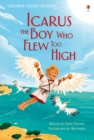 Icarus, The Boy Who Flew Too High - Book