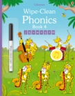 Wipe-Clean Phonics Book 4 - Book
