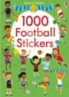1000 Football Stickers - Book
