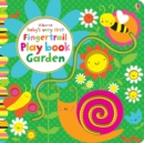 Baby's Very First Fingertrails Play Book Garden - Book
