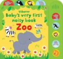 Baby's Very First Noisy Book Zoo - Book