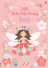 Little Sticker Dolly Dressing Fairy - Book