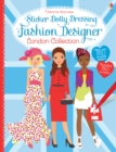 Sticker Dolly Dressing Designer London Collection - Book