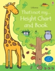 That's Not My Height Chart and Book - Book