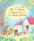 All You Need to Know Before You Start School - Book