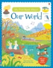 My First Book About Our World Sticker Book - Book