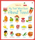 My First Word Book About Food - Book