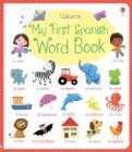 My First Spanish Word Book - Book