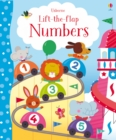 Lift-the-Flap Numbers - Book