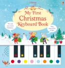 My First Christmas Keyboard Book - Book