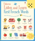 Listen and Learn First Words in French - Book