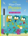 Wipe-Clean Phonics Book 1 - Book