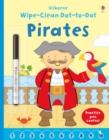Wipe-clean Dot-to-dot Pirates - Book