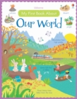 My First Book About Our World [Library Edition] - Book