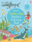 Under the Sea Sticker and Colouring Book - Book